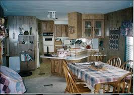 Mobile Home Interior Paneling Shannon S Shabby Chic Wide Makeover Mobile Home Living