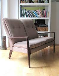 60s Sofas Parker Knoll 2 Seater 60s Sofa Retro 70 U0027s Lounge 2 Seater