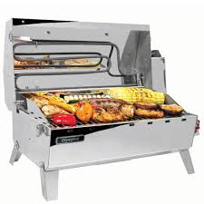 hybrid grill camco 57252 electric grills camping world