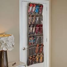 Over Door Closet Organizer - over the door shoe racks u0026 hanging organizers wayfair