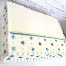 polka dot sheet cake cake ideas pinterest cake decorating
