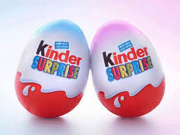 egg kinder kinder in stereotyping row pink and blue eggs the