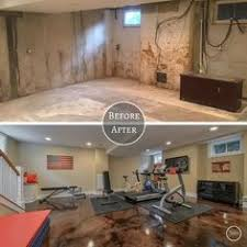 Basement Remodeling Naperville by Naperville Basement Before U0026 After Basement Ideas On And Paneling