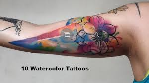 controversy over u0027watercolor tattoo u0027 trend should make you think twice