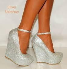 prom accessories uk gold glitter platform peep toe shoes stiletto heels wedding