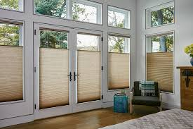 French Door Shades And Blinds - cellular shades for french doors clanagnew decoration
