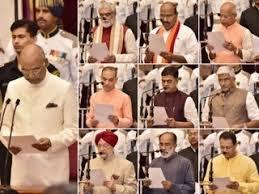 Portfolio Of Cabinet Ministers Cabinet Reshuffle Nirmala Sitharaman New Defence Minister Piyush