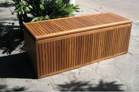 Storage Seat Bench Outdoor Storage Seating Bench Image Of Outside Seat Regarding Wood