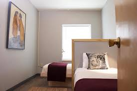 accommodations himalayan institute shared room two twins shared hall bath