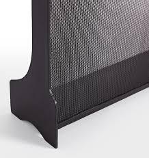 industrial fireplace screen rejuvenation