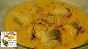 la cuisine artisanale poissons au lait de coco recette de cuisine artisanale d ambanja