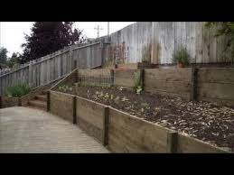 Backyard Retaining Wall Ideas How To Build A Retaining Wall For Cheap Garden Retaining Wall