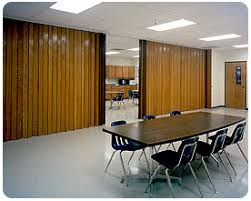 accordion doors room dividers for acoustic applications