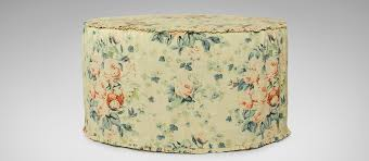 Kravet Ottoman Shabby Chic Ottoman Cottage And Casual Slipcovers