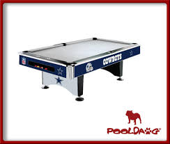Ping Pong Pool Table Cowboys 8 Foot Pool Table