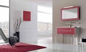 decoration ideas charming free standing pink wooden bath vanity
