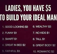 Memes About Good Sex - the build your perfect man woman meme will make you reconsider