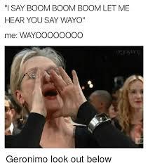 Boom Meme - 25 best memes about let me hear you let me hear you memes