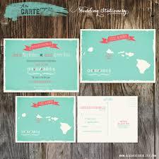 hawaiian themed wedding invitations hawaii wedding invitations plumegiant