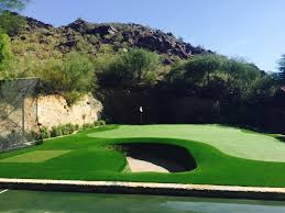 imagine your very own backyard golf greens we make it possible