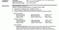 Career Objective In Resume For Experienced Software Engineer Software Developer Resume Sample Career Objective In For
