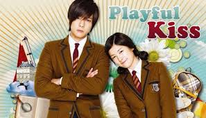 tutorial kiss korean playful kiss review k drama amino