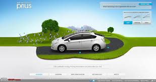 toyota website india toyota prius could be coming to india edit now launched page 7