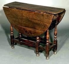 antique drop leaf gate leg table gateleg dining table ethan allen drop leaf gate leg tinyrx co