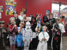 star wars crafts salmon arm youth in the library