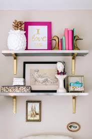 Delightful Staggering Accessories Shelves Decorating Ideas Cute