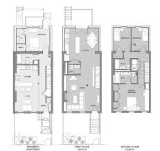 modern row house designs floor plan urban idolza pertaining to
