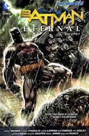 review batman eternal vol 1 trade paperback dc comics