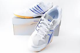 xiom table tennis shoes asics japan attack bladelyte 3 table tennis shoes tpa329 white blue