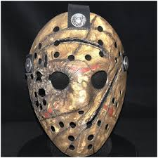 super deluxe jason hockey mask freddy v jason mad about horror