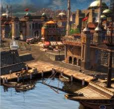 Ottoman Cities Ottoman City Age Of Empires Ageofempires Gaming Images