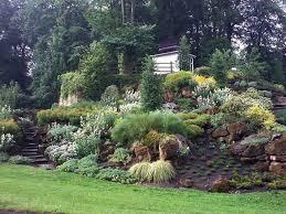 Big Rock Garden Rock Garden And Summer House Nottingham