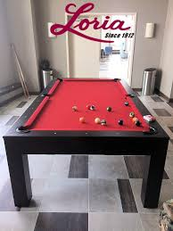 Dining Table Pool Pool Table Slate Top New York New Jersey Connecticut Loria Awards
