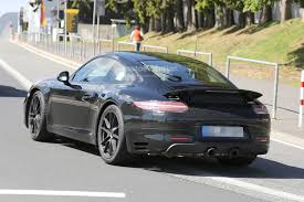 Porsche 911 New Model - porsche 911 facelift rumored to bring turbo on all models in 2015