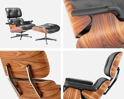 Eames Lounge Chair Replica Chair Lounge Chair Ottoman Hivemodern Com Eames Costco Charles And