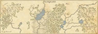 Pathfinder World Map by Stolen Lands By Jonpintar On Deviantart