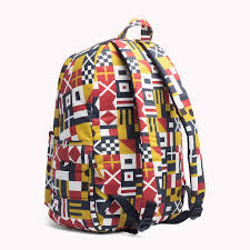 Semaphore Flags Semaphore Backpack Tommy Hilfiger Official Website
