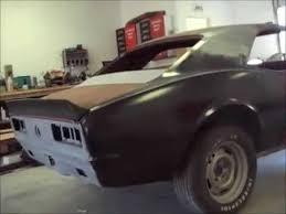 1969 camaro rear spoiler camaro rear spoiler