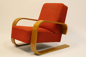 Armchair 406 Model 400 Tank Chair By Alvar Aalto For Artek 1950s For Sale At