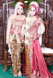 model baju kebaya muslim model baju kebaya muslim yang trendy dan gaya
