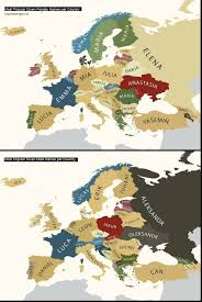 Map Of Africa And Europe by 32 Maps Which Will Change How You See Europe History Genealogy