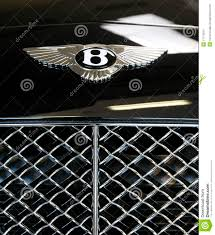 bentley logo vector bentley logo editorial stock image image of auto stand 17770814
