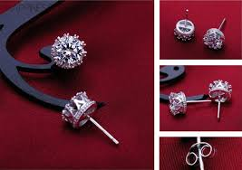 original earrings ellangelcollection jewelry collection crown stud diamond