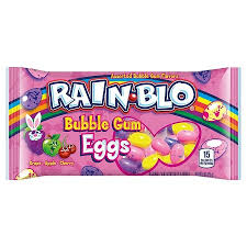 easter egg gum rainblo easter gum eggs 9 oz easter egg and target