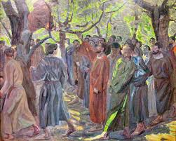 Blind Bartimaeus In The Bible Zacchaeus Wikipedia