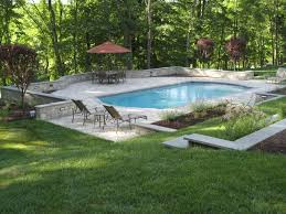 backyard designs with pool backyard landscaping ideas swimming